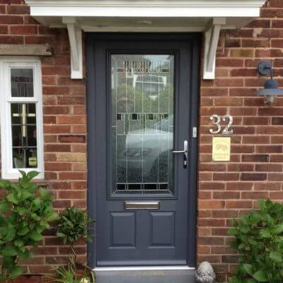 Composite doors by Don Valley Windows