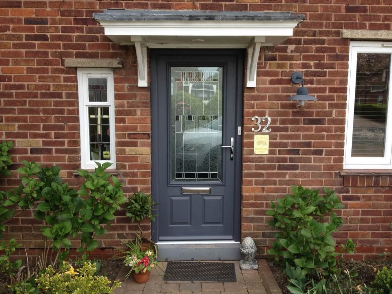 Composite doors sheffield pvc doors sheffield for Composite windows