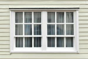 Sash Window in Sheffield